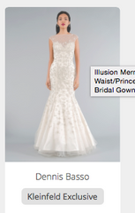 Dennis Basso ' 32943631' - Dennis Basso - Nearly Newlywed Bridal Boutique - 4