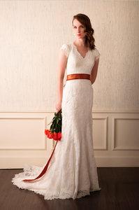 Alllure Bridals 'M476' - Allure Bridals - Nearly Newlywed Bridal Boutique - 2