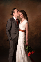 Load image into Gallery viewer, Alllure Bridals 'M476' - Allure Bridals - Nearly Newlywed Bridal Boutique - 3