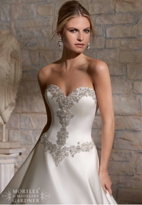 Mori Lee '2703' - Mori Lee - Nearly Newlywed Bridal Boutique - 2
