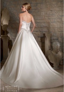Mori Lee '2703' - Mori Lee - Nearly Newlywed Bridal Boutique - 3