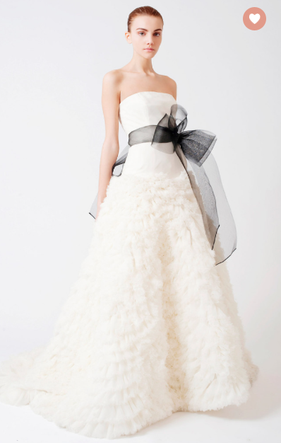 Vera Wang 'Eleanor' - Vera Wang - Nearly Newlywed Bridal Boutique - 3