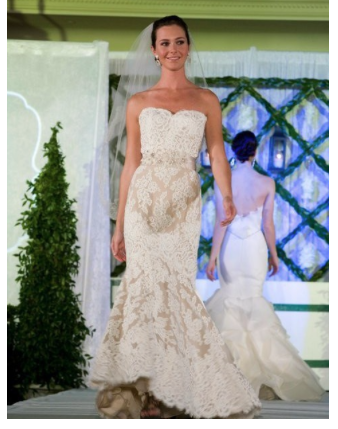 Anne Barge '617' - Anne Barge - Nearly Newlywed Bridal Boutique - 1