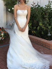Ines Di Santo 'Hannah' - Ines Di Santo - Nearly Newlywed Bridal Boutique - 4