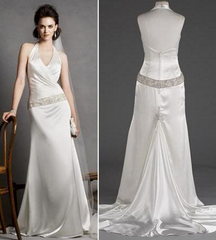 David's Bridal 'Galina'
