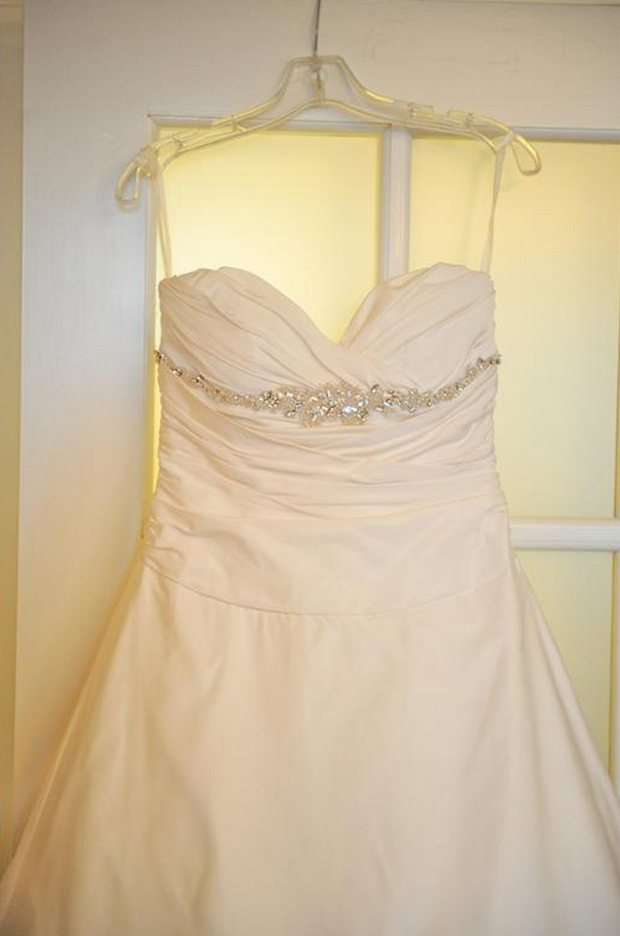 Jim Hjelm Sweetheart Gown - Jim Hjelm - Nearly Newlywed Bridal Boutique - 2