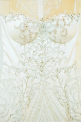 Stephen Yearick 'Beaded' - Stephen Yearick - Nearly Newlywed Bridal Boutique - 5