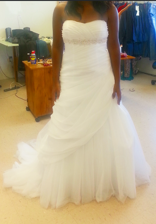 Davids Bridal 'Princess' - David's Bridal - Nearly Newlywed Bridal Boutique - 1