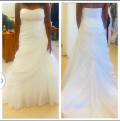 Davids Bridal 'Princess' - David's Bridal - Nearly Newlywed Bridal Boutique - 3