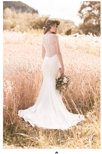 Paloma Blanca 'Mikaella' - Paloma Blanca - Nearly Newlywed Bridal Boutique - 1