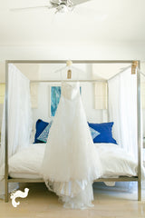 Monique Lhuillier 'Treasure' - Monique Lhuillier - Nearly Newlywed Bridal Boutique - 1