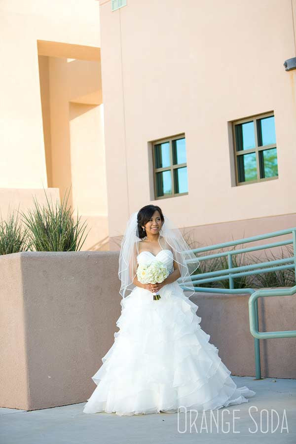 Allure Bridals '8862' - Allure Bridals - Nearly Newlywed Bridal Boutique - 8