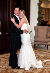 Carolina Herrera '32720' - Carolina Herrera - Nearly Newlywed Bridal Boutique - 2