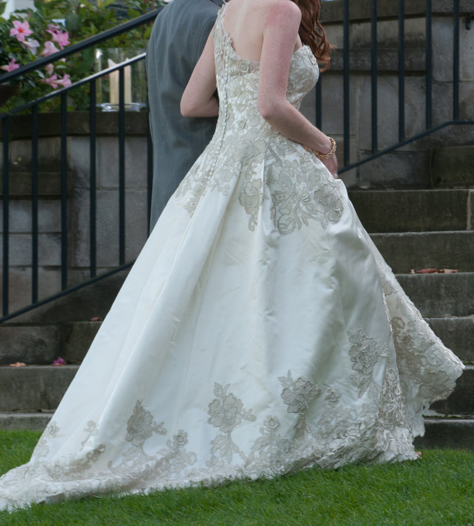 Kelly Faetanini 'Dupre' - Kelly Faetanini - Nearly Newlywed Bridal Boutique - 7