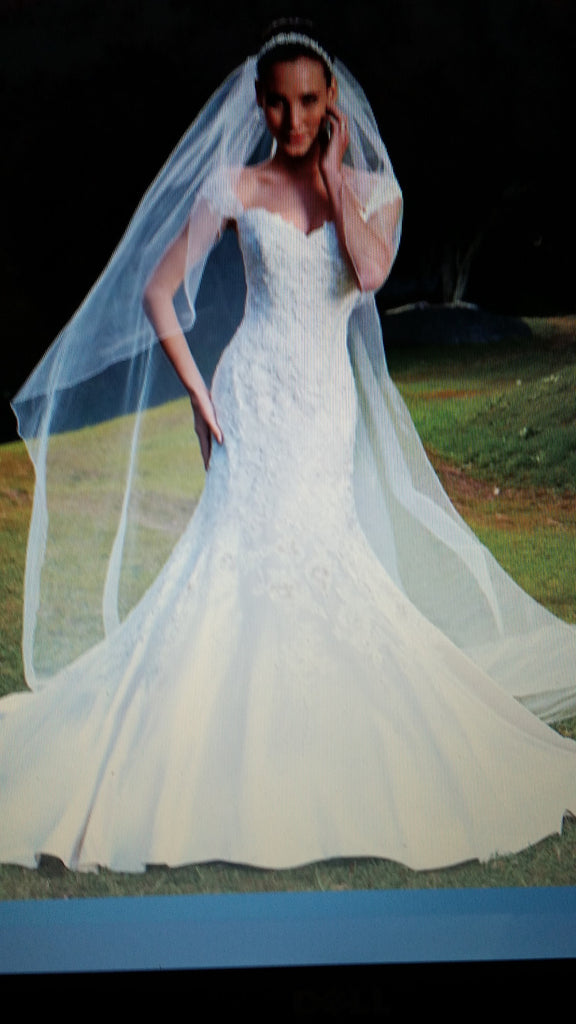 Sophia Tolli 'Alma' - sophia tolli - Nearly Newlywed Bridal Boutique - 2