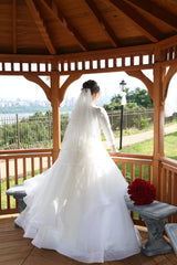 Custom 'White Ballroom' - Custom - Nearly Newlywed Bridal Boutique - 1