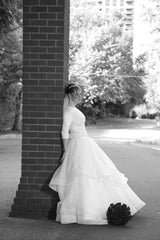 Custom 'White Ballroom' - Custom - Nearly Newlywed Bridal Boutique - 3