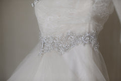 Monique Lhuillier 'Bliss' - Monique Lhuillier - Nearly Newlywed Bridal Boutique - 5