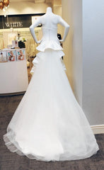 Zac Posen 'Strapless Duchess' - zac posen - Nearly Newlywed Bridal Boutique - 2