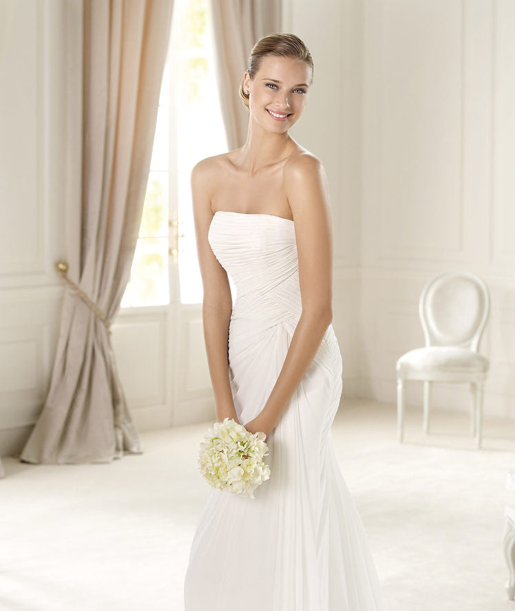 Pronovias 'Urke' - Pronovias - Nearly Newlywed Bridal Boutique - 5