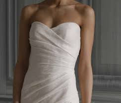 Monique Lhuillier 'Peony' - Monique Lhuillier - Nearly Newlywed Bridal Boutique - 3