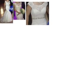 Load image into Gallery viewer, Maggie Sottero 'Amara Rose' - Maggie Sottero - Nearly Newlywed Bridal Boutique - 4
