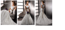 Load image into Gallery viewer, Maggie Sottero 'Amara Rose' - Maggie Sottero - Nearly Newlywed Bridal Boutique - 3