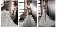 Maggie Sottero 'Amara Rose' - Maggie Sottero - Nearly Newlywed Bridal Boutique - 3