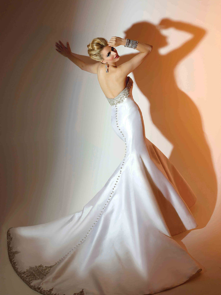 Victor Harper Couture '206' - victor Harper Couture - Nearly Newlywed Bridal Boutique - 4