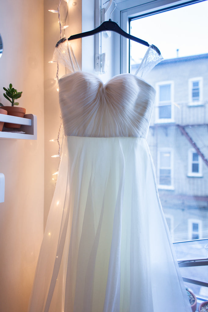 Love Yu 'Lucid' - Love, YU - Nearly Newlywed Bridal Boutique - 2
