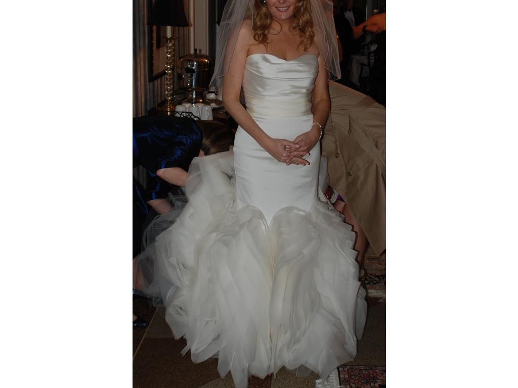 Vera Wang 'Ethel' - Vera Wang - Nearly Newlywed Bridal Boutique - 6