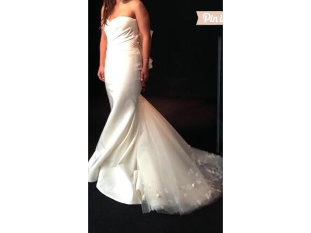 Vera Wang 'Nisha' - Vera Wang - Nearly Newlywed Bridal Boutique - 4