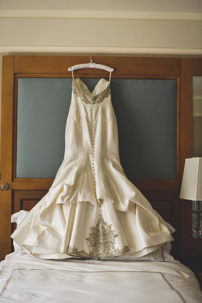 Victor Harper 'Trumpet' - victor Harper Couture - Nearly Newlywed Bridal Boutique - 1