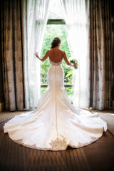 Victor Harper 'Trumpet' - victor Harper Couture - Nearly Newlywed Bridal Boutique - 3
