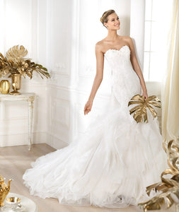 Pronovias 'Leiben' - Pronovias - Nearly Newlywed Bridal Boutique - 1