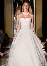 Load image into Gallery viewer, Oleg Cassini 'Beaded' - Oleg Cassini - Nearly Newlywed Bridal Boutique - 1