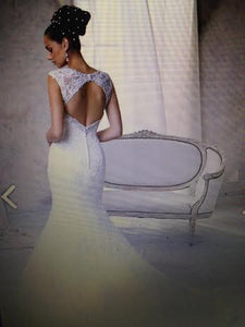 Custom 'Mermaid' - Customed Designed - Nearly Newlywed Bridal Boutique - 4