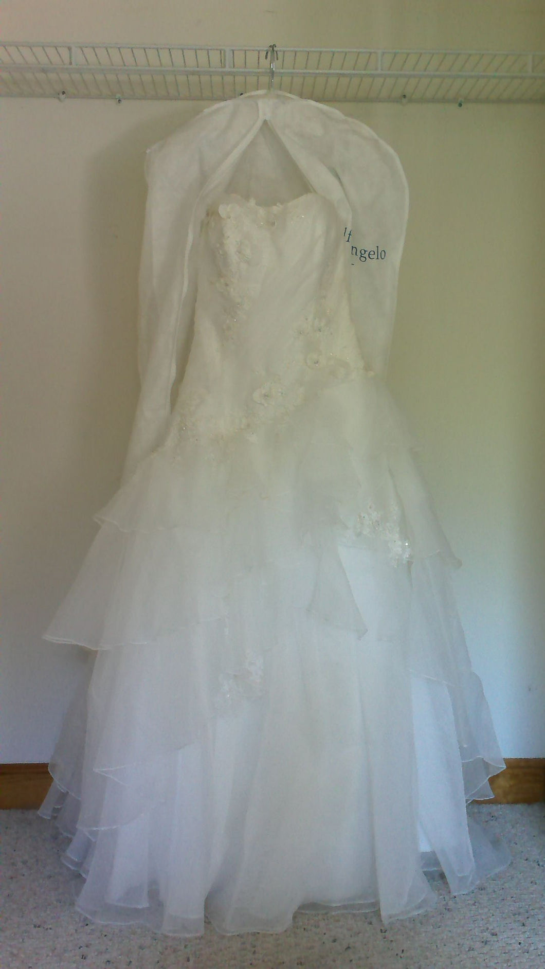 Alfred Angelo '2310C' - alfred angelo - Nearly Newlywed Bridal Boutique - 1