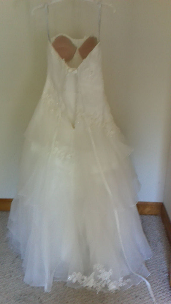 Alfred Angelo '2310C' - alfred angelo - Nearly Newlywed Bridal Boutique - 3