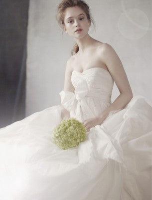 Vera Wang White '351071' - Vera Wang White - Nearly Newlywed Bridal Boutique - 1