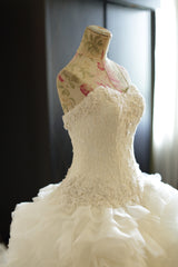 Custom Made 'Romantic Paris Tulle' - Custom made - Nearly Newlywed Bridal Boutique - 5