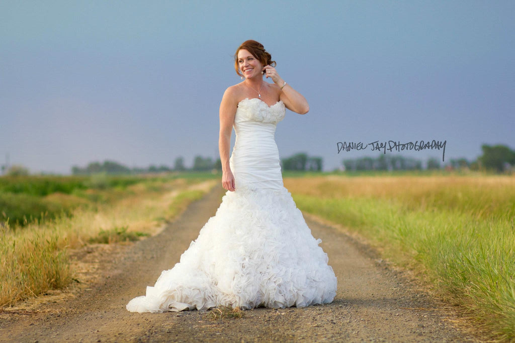 Marcella's Bridal 'R242' - Marcella's Bridal - Nearly Newlywed Bridal Boutique - 2
