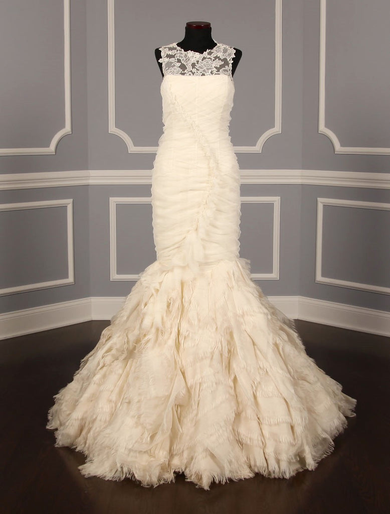 Vera Wang 'June 121712' - Vera Wang - Nearly Newlywed Bridal Boutique - 3
