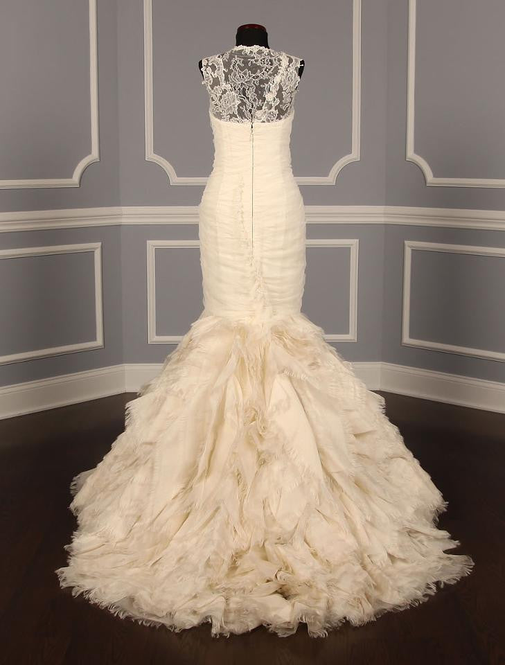 Vera Wang 'June 121712' - Vera Wang - Nearly Newlywed Bridal Boutique - 4
