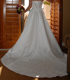 Maggie Sottero 'Beautiful Gown' - Maggie Sottero - Nearly Newlywed Bridal Boutique - 1