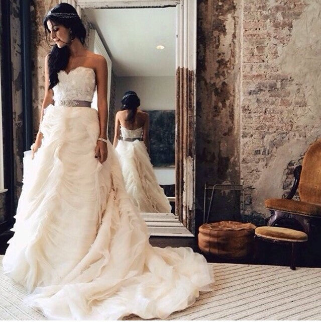 Lazaro '3100' - Lazaro - Nearly Newlywed Bridal Boutique - 3