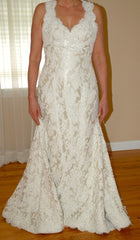 Custom  'Chantilly Place' - custom-made - Nearly Newlywed Bridal Boutique - 3