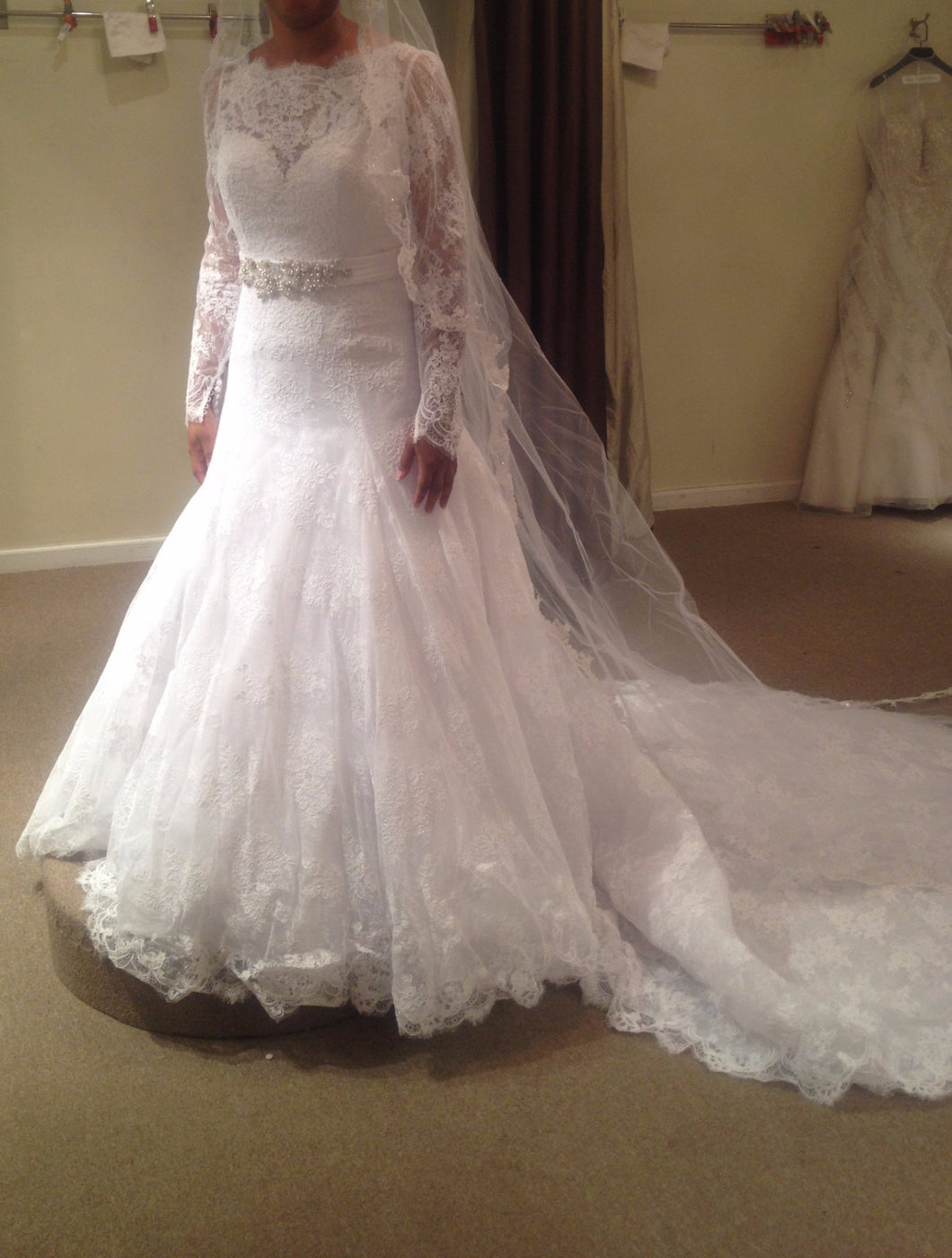 Allure 'C228' - Allure - Nearly Newlywed Bridal Boutique - 1