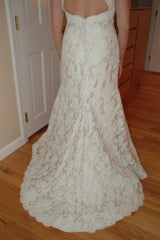 Custom  'Chantilly Place' - custom-made - Nearly Newlywed Bridal Boutique - 4