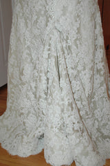 Custom  'Chantilly Place' - custom-made - Nearly Newlywed Bridal Boutique - 5